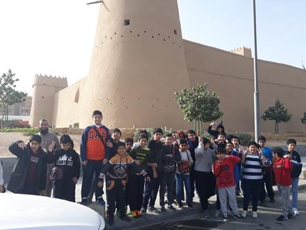 زيارة قصر المصمك