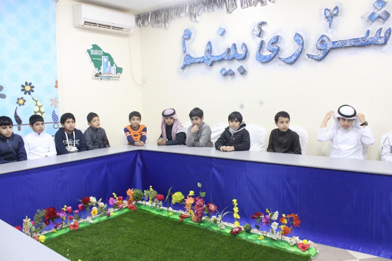 افتتاح مجلس الشورى الطلابي